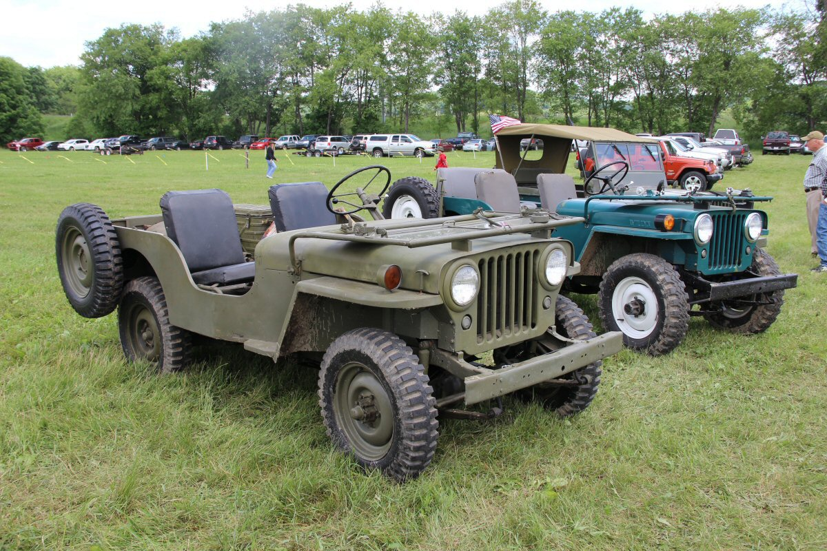 Wiring Tips Using Relays 1986 Jeep Cj Gauge Diagram Bantam Heritage Festival 2014 160