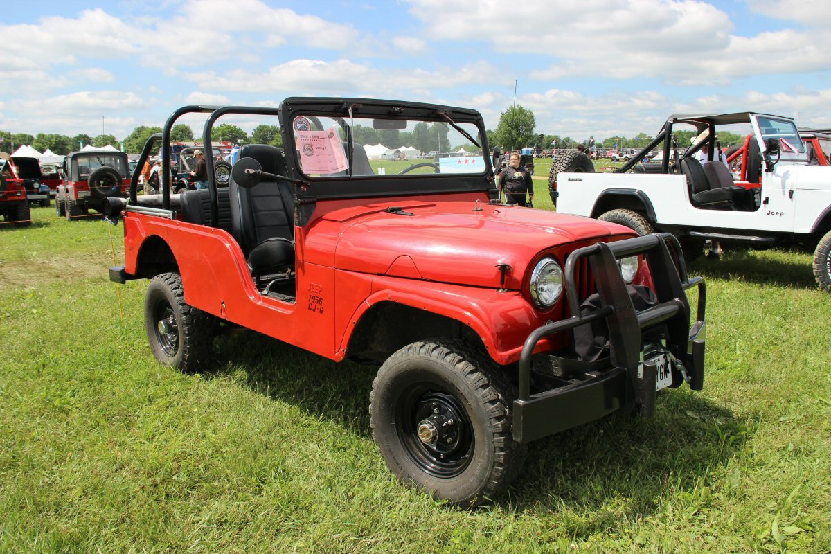 Review maximus 3 tire carrier offroaders bantam jeep heritage festival 2014 54 sciox Gallery