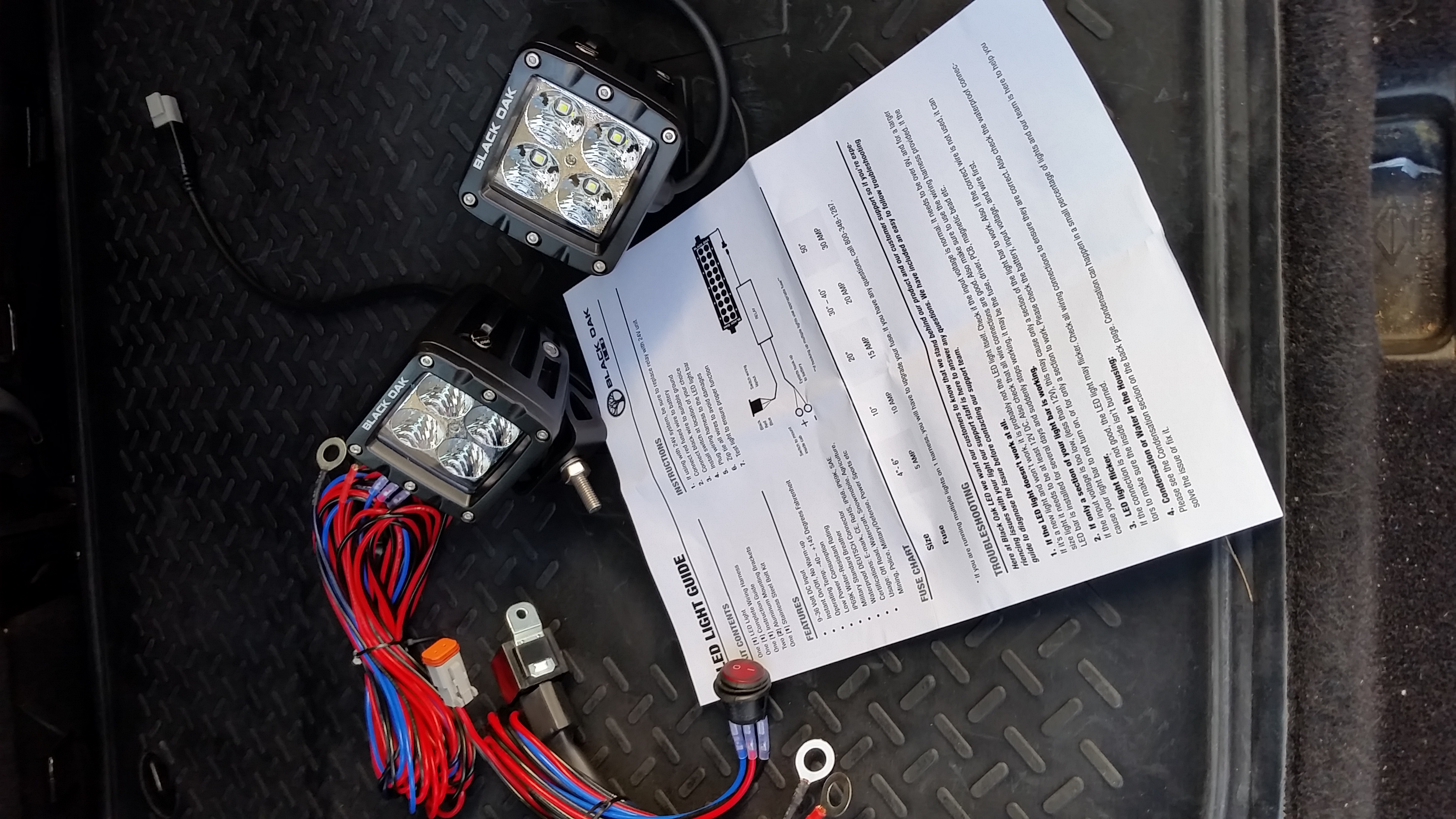 12 Volt Wiring: Wire Gauge to Amps | Offroaders.com