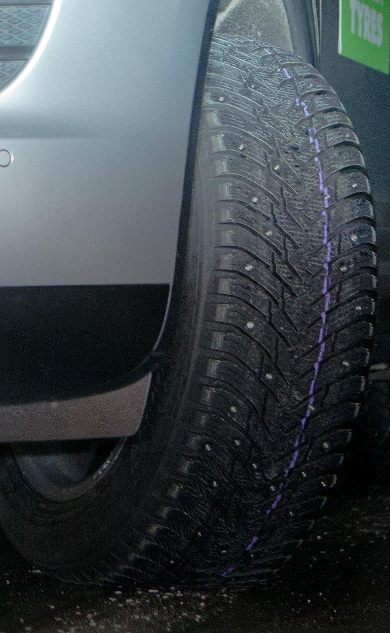 Nokian Hakkapeliitta Concept Tire