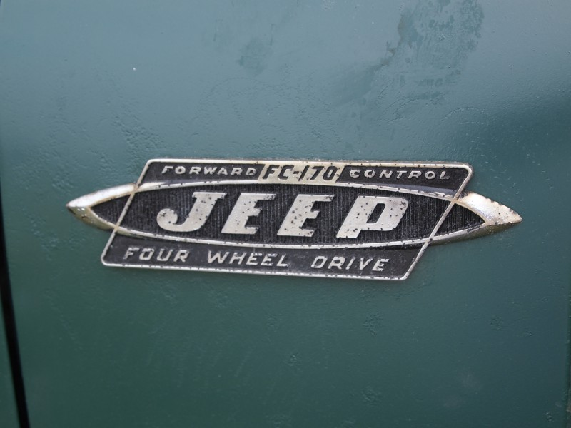 Jeep FC-150 Forward Control Logo