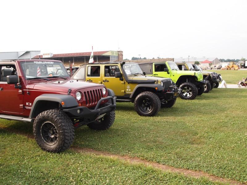 Jeep JKs