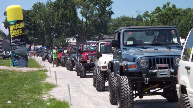 Th Annual All Breed Jeep Show York PA Offroaderscom - Car show york pa