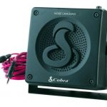 Cobra Highgear Noise-Canceling External Speaker