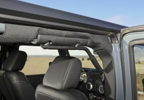 Rear 4-Door GraBars