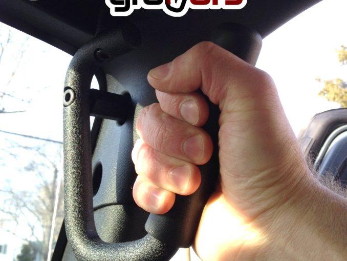 GraBars Jeep JK Grab Handles