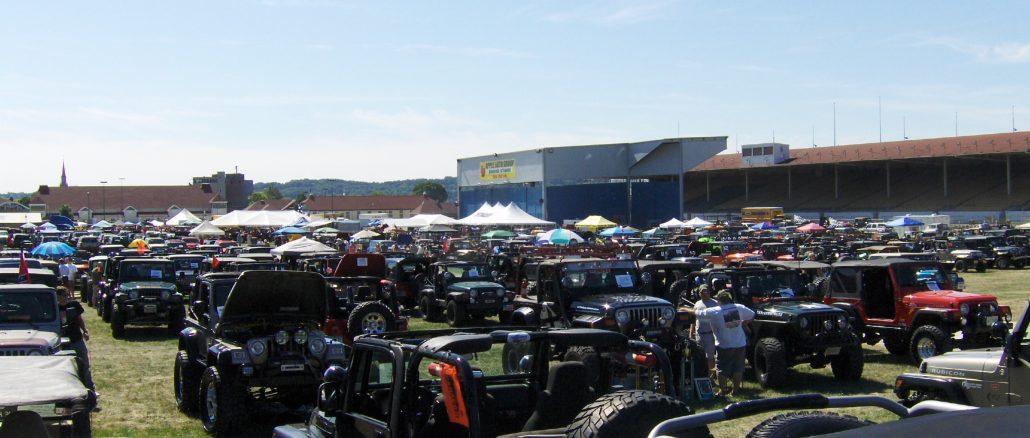 All Breeds Jeep Show presented by PA Jeeps