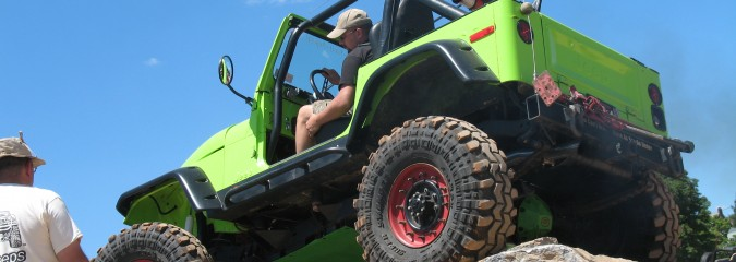 12th Annual All Breeds Jeep Show Presented by PA Jeeps