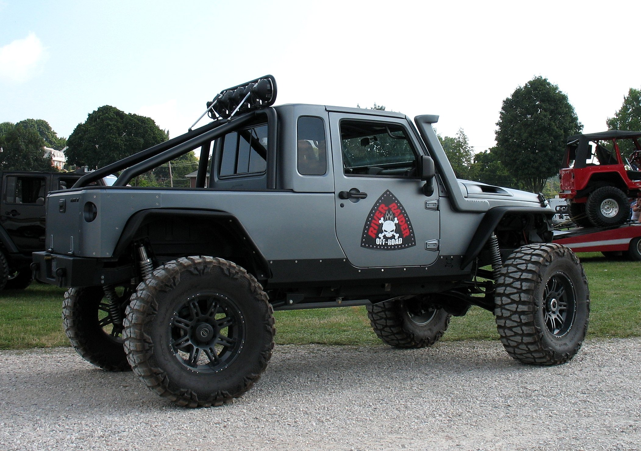 Storm Jeeps - A New Concept in Custom Jeep Builds