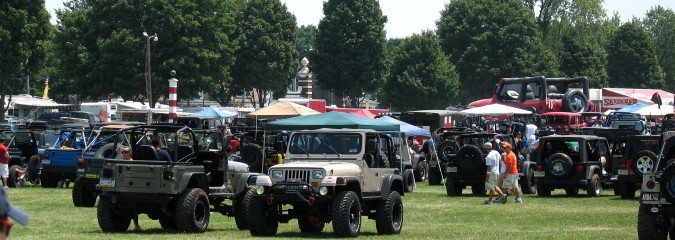 15th Annual All Breeds Jeep Show Presented by PA Jeeps