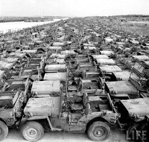 Okinawa-1949-scrapped-Jeeps-1