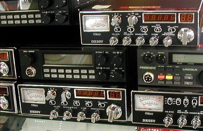 Vintage CB Radios