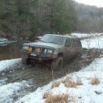 Toyota Pickup Truck 4x4