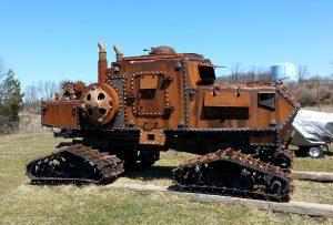 19th Century 4x4 Beast