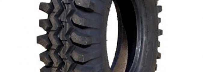TireSquire Brings Back the Gateway Buckshot Mudder BLK TL P78-16 6 PLY