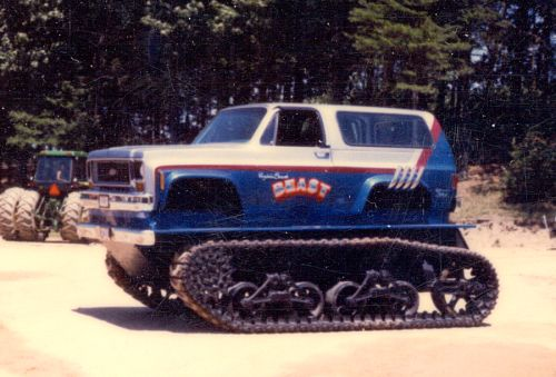 Virginia Beach Beast Monster Truck 1987