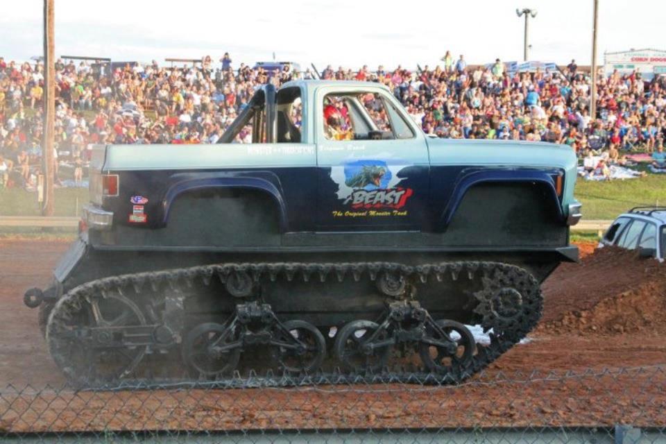 Virginia Beach Beast Monster Truck Resurrection Offroaders Com