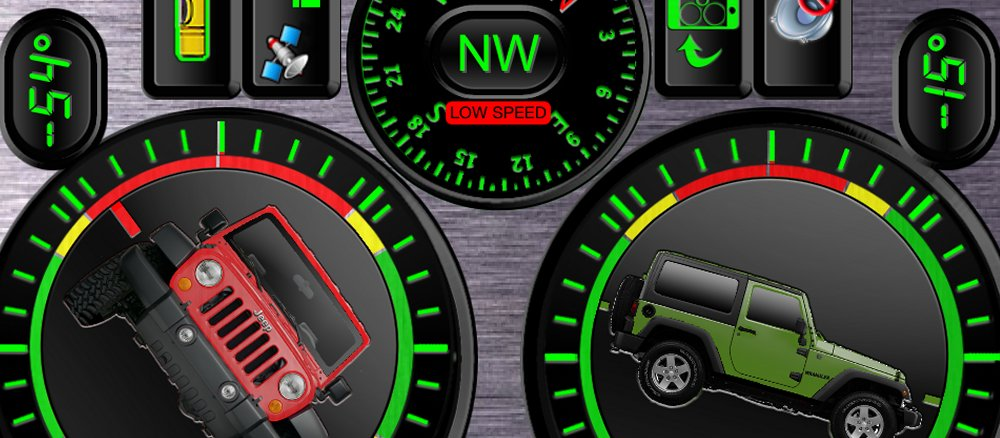The Best Mobile Apps for Jeepers | Offroaders com