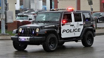 SUVs Are Vehicles of Interest for Law Enforcement