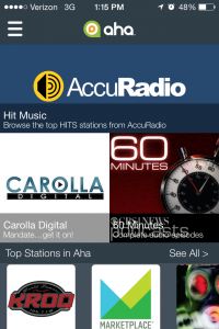 The Best Mobile Apps for Jeepers - Aha Radio