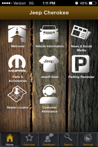 The Best Mobile Apps for Jeepers - Jeep Vehicle Info