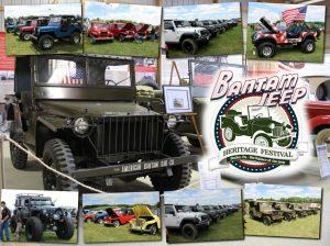 Bantam Jeep Heritage Festival 2014