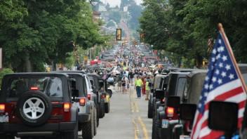 Butler Jeep Invasion 2014