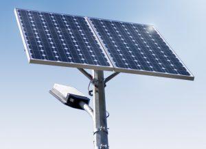 Solar Road Panel