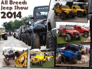 All Breeds Jeep Show 2014