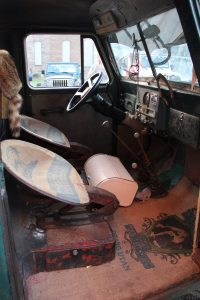 1952 Willys  Jeep Truck Rat Rod Cab