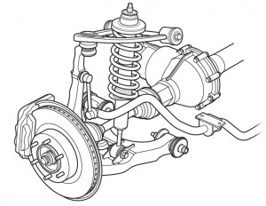 FJ Cruiser IFS - Independent Front Suspension
