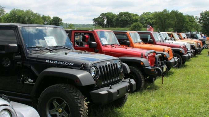 Top-5 Cheap Jeep JK Upgrades