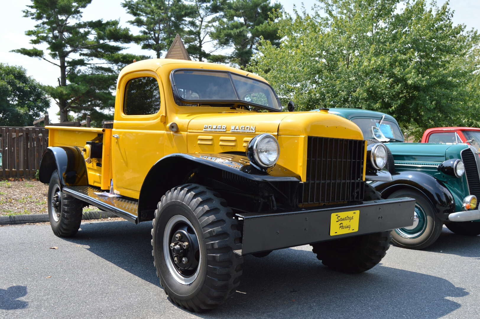 Dodge Power Wagon For Sale 1950 additionally Watch as well M 43 Dodge Ambulance For Sale together with GMC  automobile together with Rutledge Wood 1953 Plymouth Suburban Parts  bos Now Available At Summit Racing. on 1946 dodge power wagon
