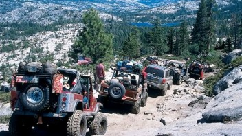 Top Trails in America – Rubicon Trail