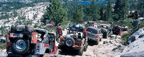 Top Trails in America – Rubicon Trail
