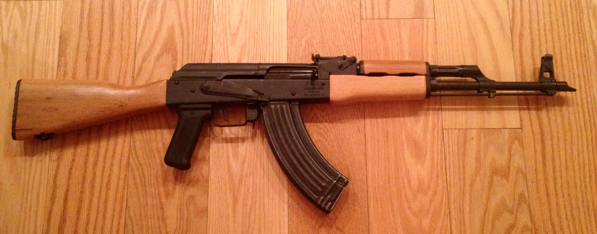 AK-47 – How to Smooth out the action!