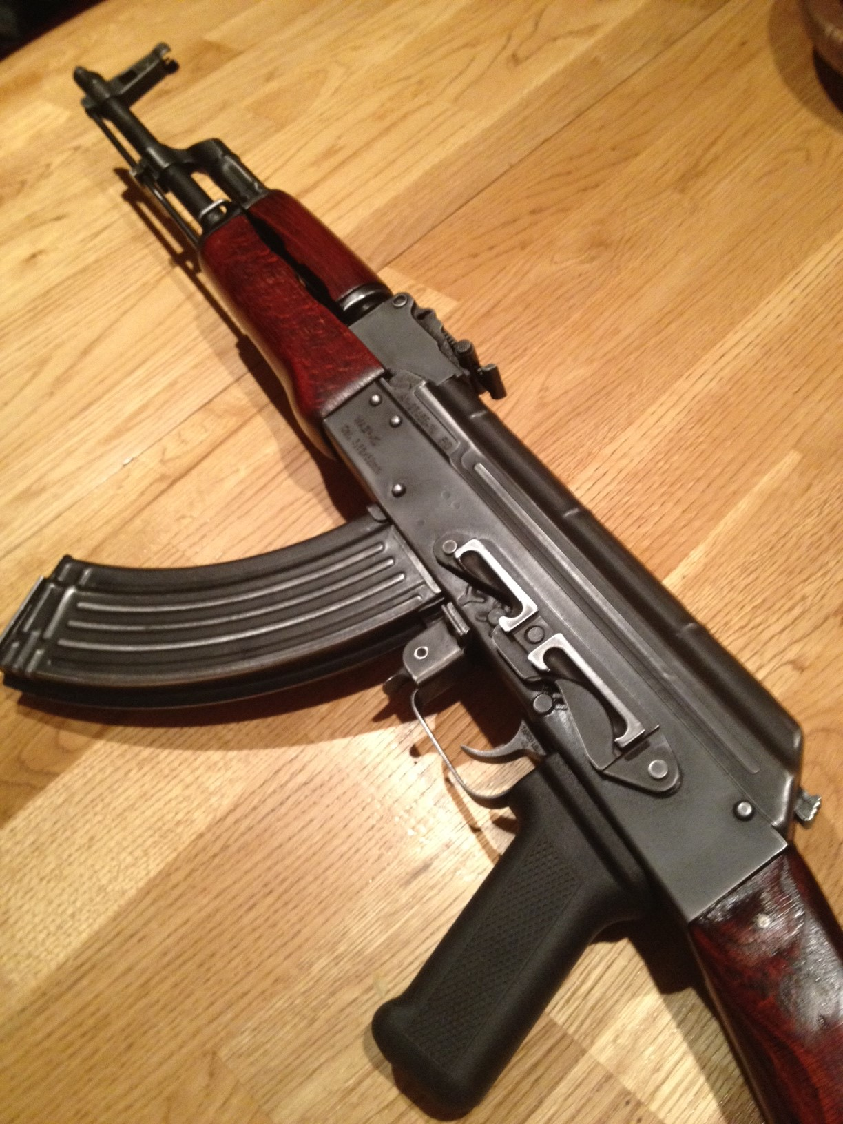 Ak ak 47 for sale by owner - Reassembly Final Thought Photos