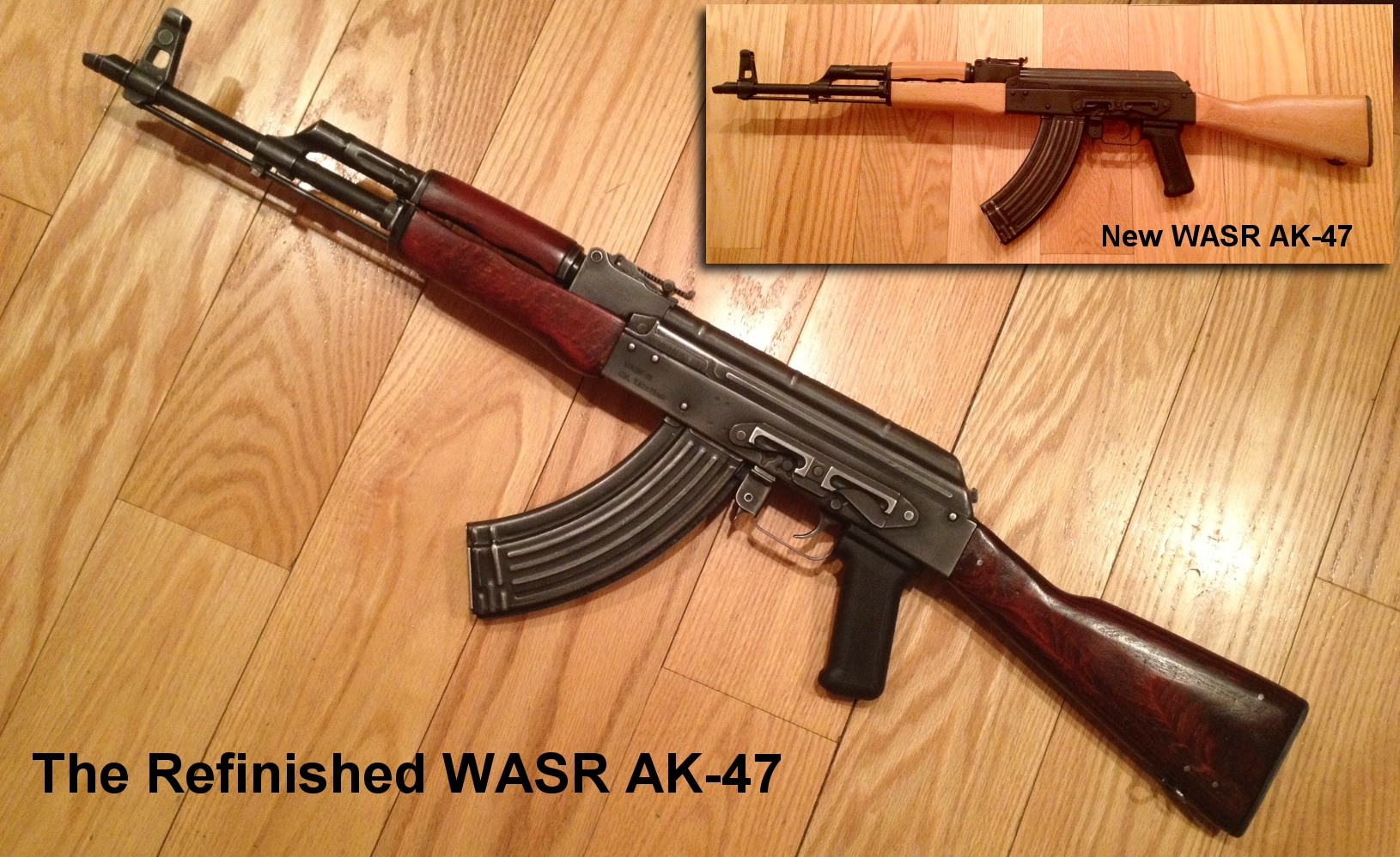 The Refinished AK-47