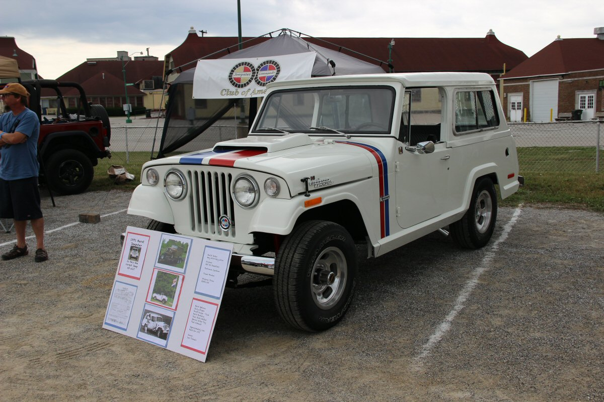 1971 Hurst Jeep Jeepster