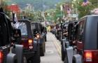 Bantam Heritage Jeep Festival Smashes Jeep Parade World Record