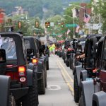 Bantam Heritage Jeep Festival Smashes Jeep Parade World Record