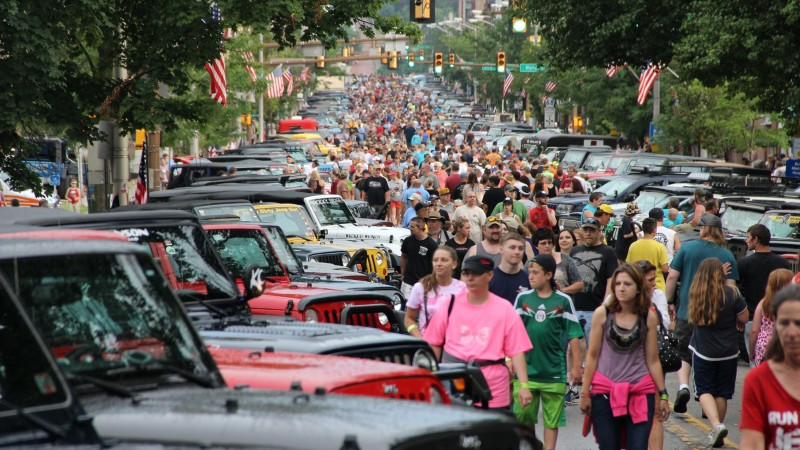 Butler Jeep Invasion 2015