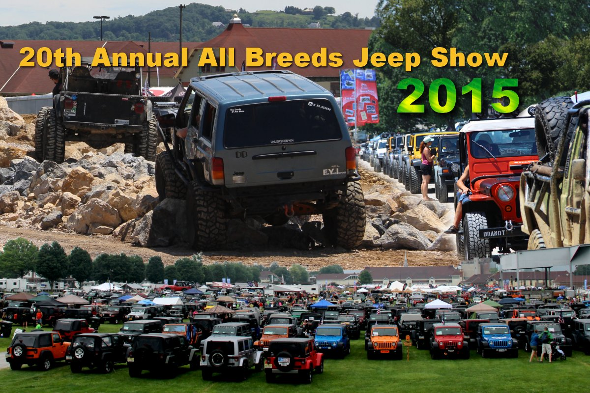 All Breeds Jeep Show 2015