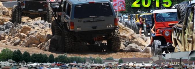 Jeeps Storm the York Fairgrounds
