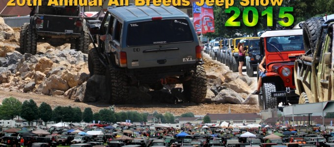 Jeeps Storm the York Fairgrounds