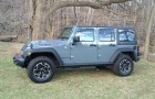 Project Jeep Rubicon X