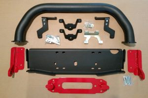 Project Rubicon X - Maximus-3 Front Bumper Components