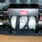 Warn 9500i Winch Installation on Maximus-3 Winch Mount