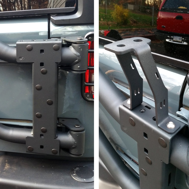 auxiliary-light-bracket