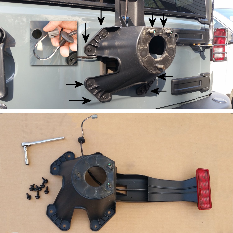 remove-tire-carrier-8-bolts-split